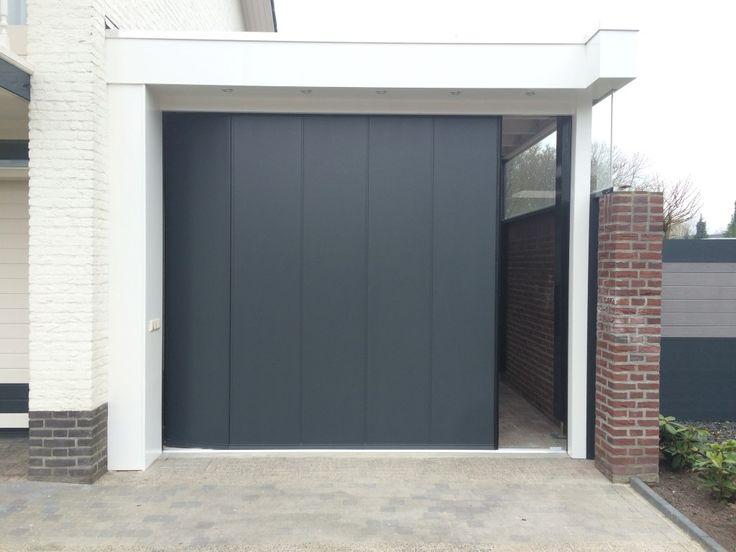 Afbeeldingsresultaat voor garagedeuren elektrisch
