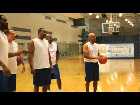 47-Year-Old Former Dunk Champ Spud Webb Proves He's Still Got It When Challenged