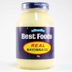 Never liked Mayonaise until I discovered this...still don't eat a lot of it, but every now and then.: Foods Real, Enjoys Bathing, Grocery Essentials, Adam Yohe S, Foods Mayonnaise, 528256 N1 Jpg 250 250, Food Item, Shopping, Foods Hellman 39 S