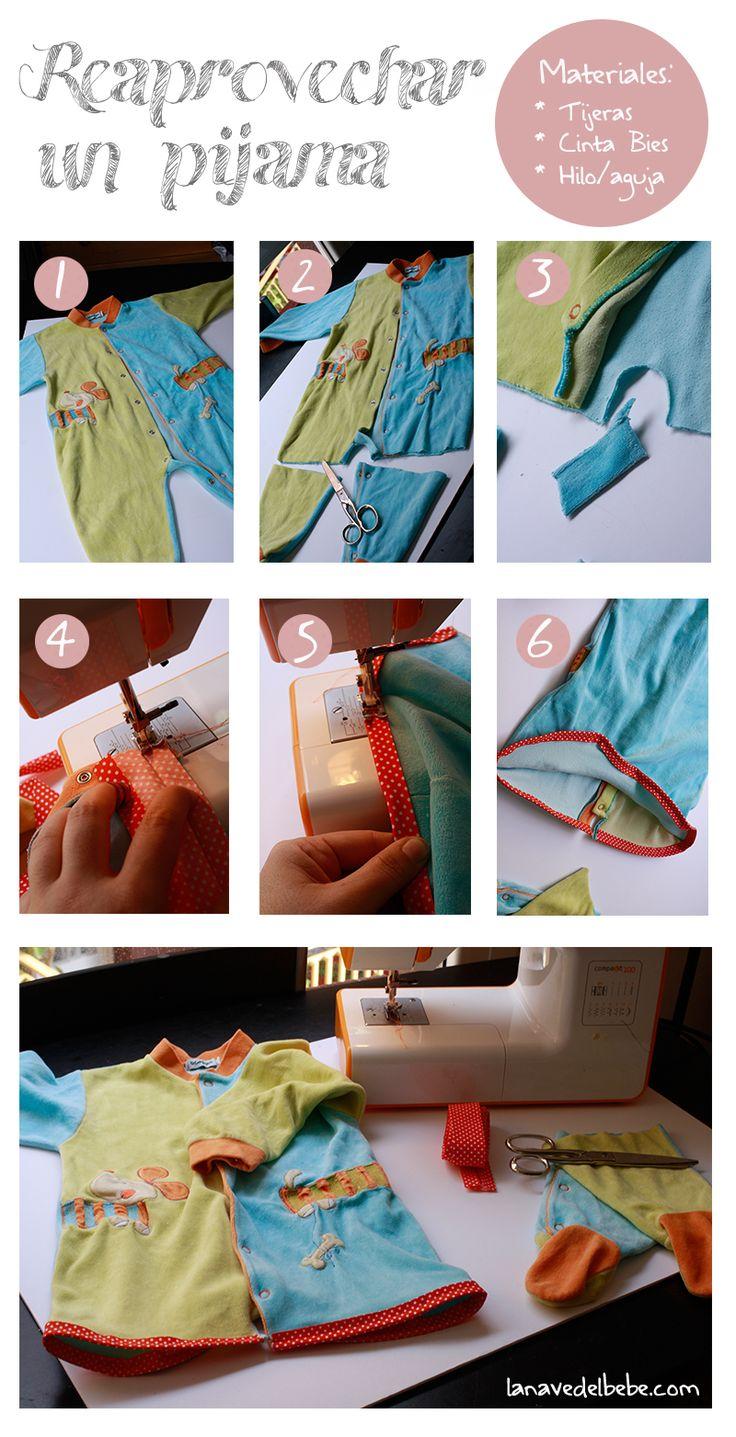 M s de 1000 ideas sobre pijamas de ni os en pinterest - Ideas para ropa ...