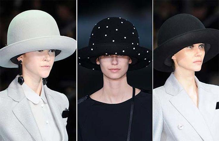 Čepice a klobouky pro podzim/zima 2014/2015: Klobouky už nenosí jen anglická aristokracie – vrátily se do módy!