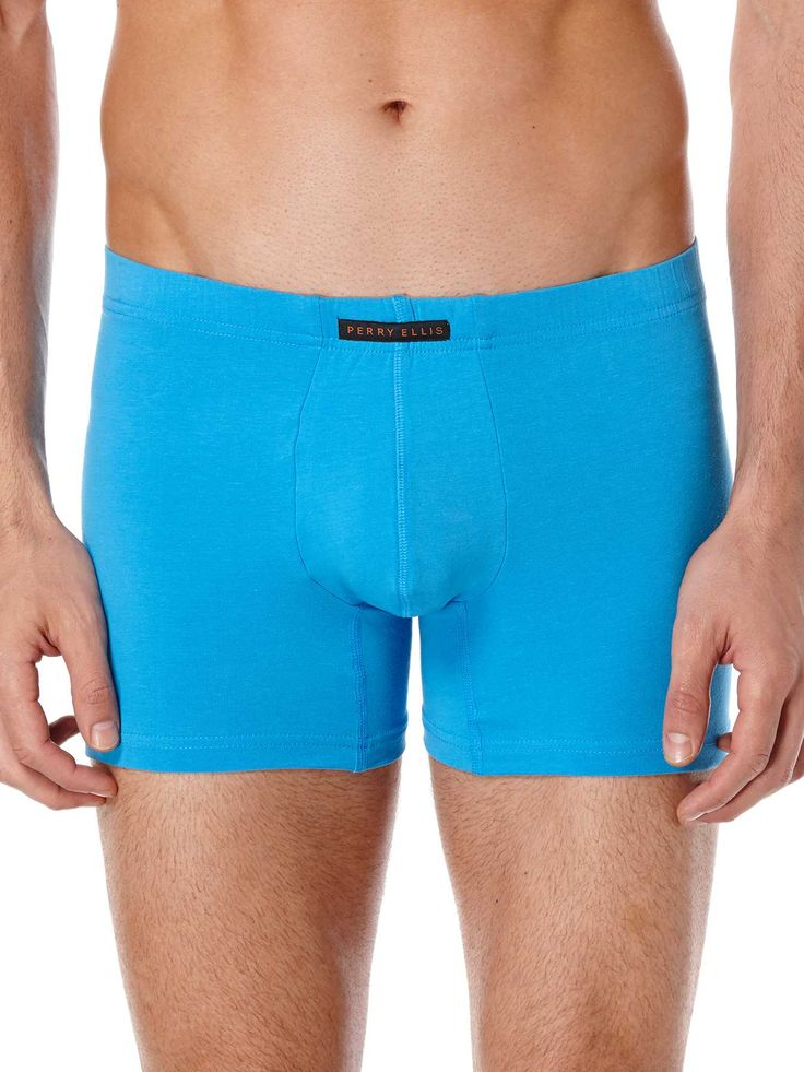 #FashionVault #perry ellis #Men #Underwear - Check this : Perry Ellis 3 Pack Cotton Stretch Boxer Brief for $22.99 USD