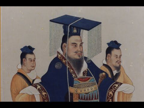 the rise and fall of the han dynasty Even though they were similar in their fall they were far different in their rise the han dynasty rose to success by applying legalism as their set government .