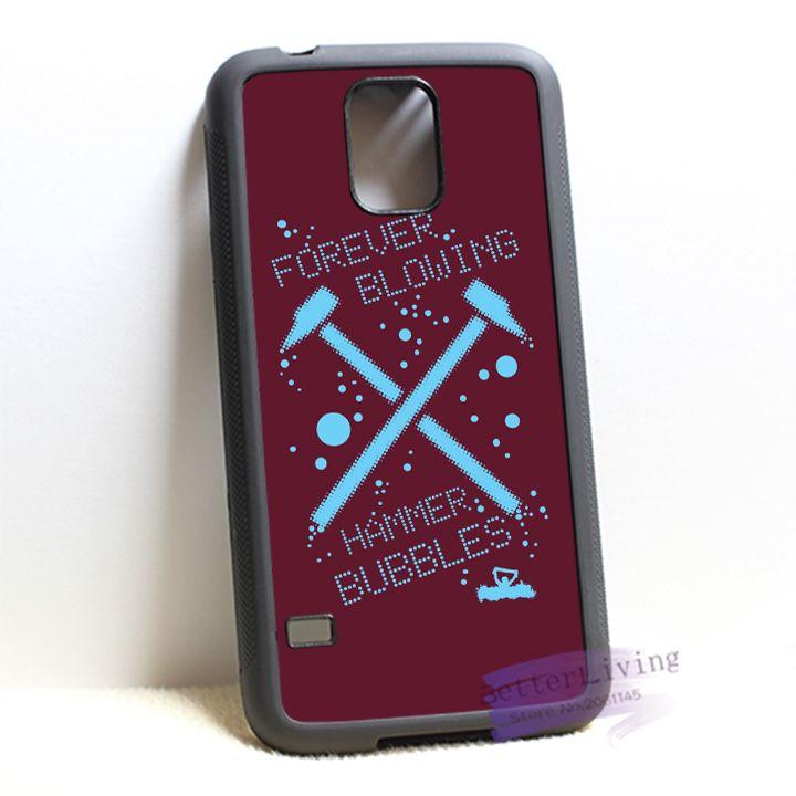 サムスンギャラクシーS3 S4 S5 S6 S7注2注3注4#のL3817のためのウェストハム1ファッションの携帯電話のケースカバー