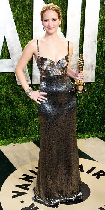 Jennifer Lawrence's Style Evolution: See the Photos - February 24, 2013 from #InStyle