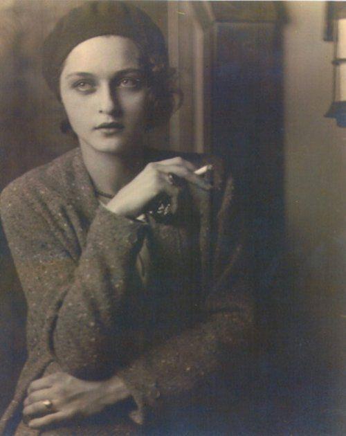 Corinne West by Jon Boris, 1930