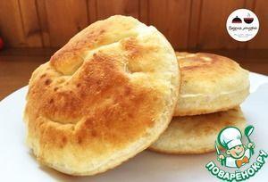 Лепешки на любой случай Мука пшеничная — 4 стак. Кефир — 500 мл Яйцо куриное — 1 шт Сахар — 2 ст. л. Соль — 1 ч. л. Сода — 1 ч. л. Масло подсолнечное -3 ст. л.