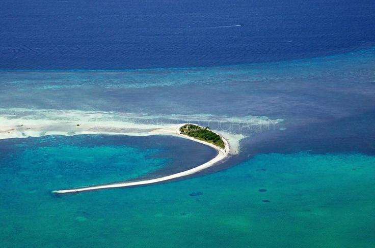 Map Panglao Island Bohol Philippines