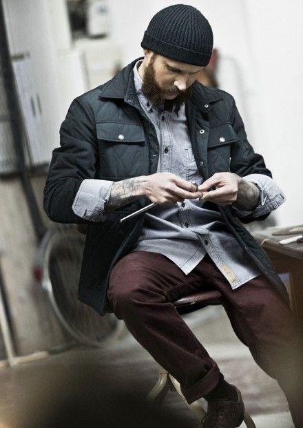 Look Book Homme, Mode Homme | FREEMAN T. PORTER #FREEMANTPORTER #Denims #man #fashion