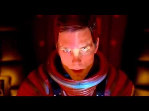 Jon Benjamin Voices Hal in 2001: A Space Odyssey - Late Night Basement - YouTube
