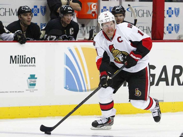 25 NHL legends who never won the Stanley Cup  -  March 7, 2017:    DANIEL ALFREDSSON:    A borderline Hall of Famer (stay tuned for that), Daniel Alfredsson played almost exclusively for the Ottawa Senators in his 18-year NHL career, which amounted to 124 playoff games, 100 playoff points and zero Stanley Cups. Let's hope the recently retired winger's Calder Memorial Trophy, six All-Star selections, 1,157 career points (51st all time), 713 assists...  MORE...