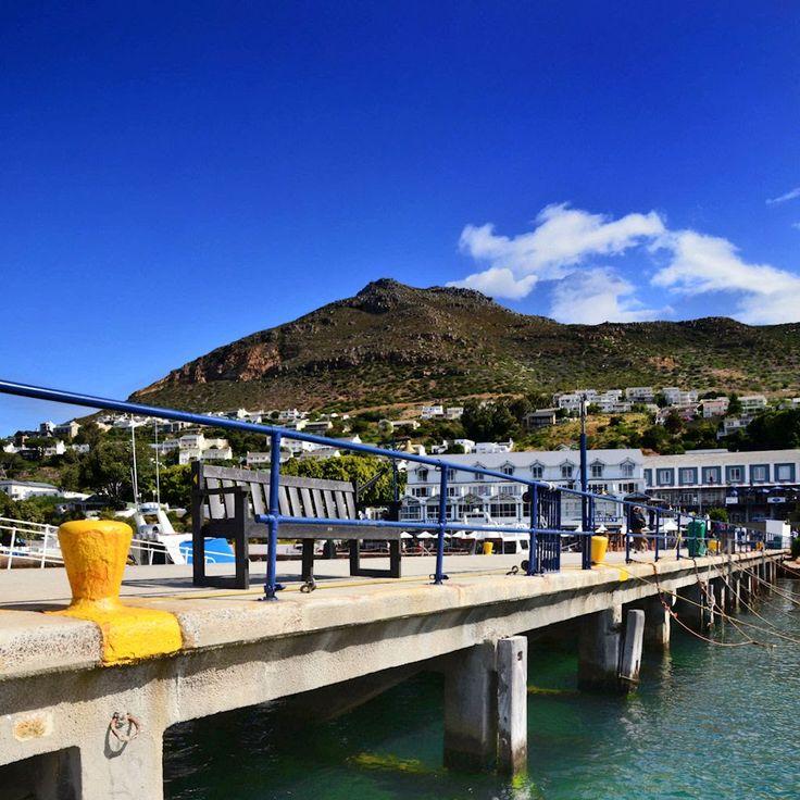 Simon's Town Pier