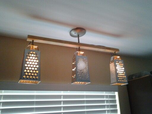 19 Best Cheese Grater Lights Images On Pinterest Cheese