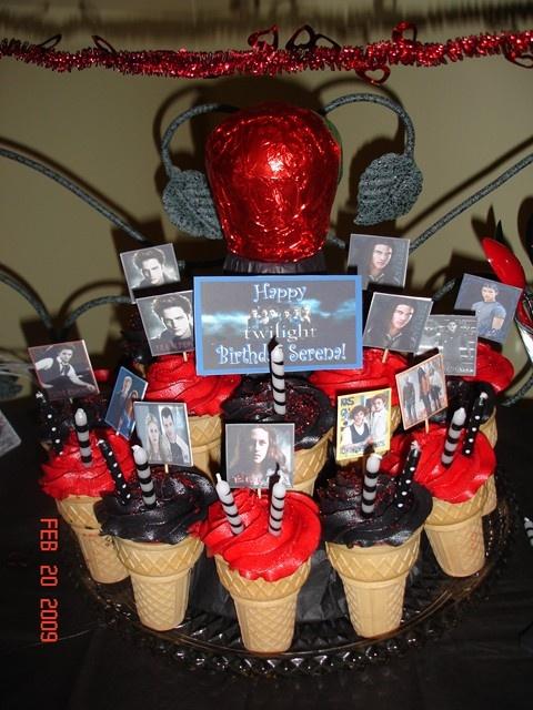 cupcakes using cones as bases tween delighttwilight