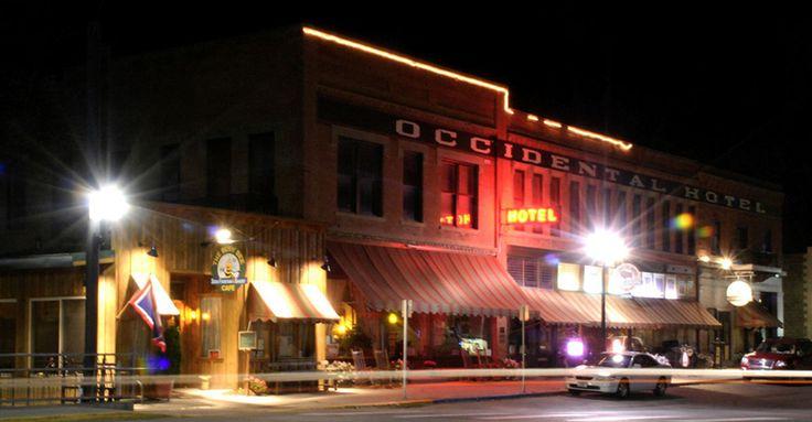 The Historic Occidental Hotel Buffalo, WY