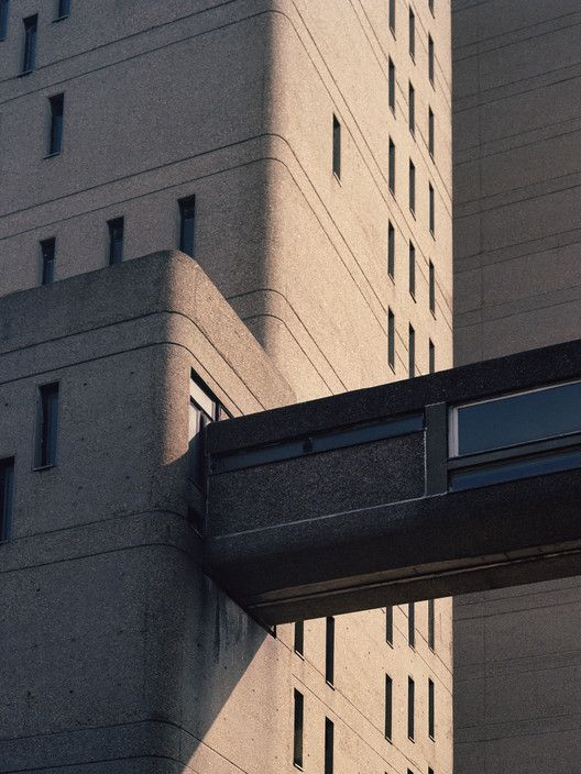 Utopia Photo Series Captures London's Brutalist Architecture,© Studio Esinam / Rory Gardiner