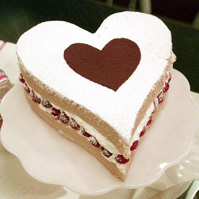Valentine cake!