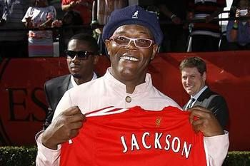 """Samuel L Jackson: The American actor began following the Reds after he starred in cult movie 'The 51st State', which was filmed in Liverpool. Jackson even went to Anfield to watch a Merseyside derby clash against Everton. He recalls: """"I went to see the derby game when I was there, against Everton. That was cool. I enjoyed that."""""""