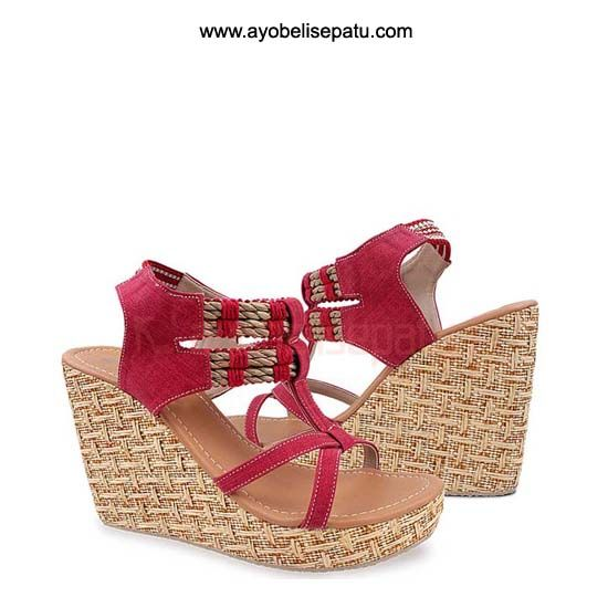 Anjani Wedges - IDR 165.000 Contact us for detail info of this #shoewedge product