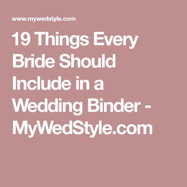 Best 25 Wedding Planning Binder Ideas On Pinterest: Best 25+ Wedding Binder Ideas On Pinterest
