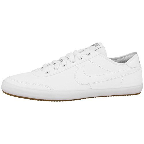 Nike Sweeper Schuhe white-white-wolf grey - 47,5 - http://uhr.haus/nike/nike-sweeper-schuhe-white-white-wolf-grey-47-5