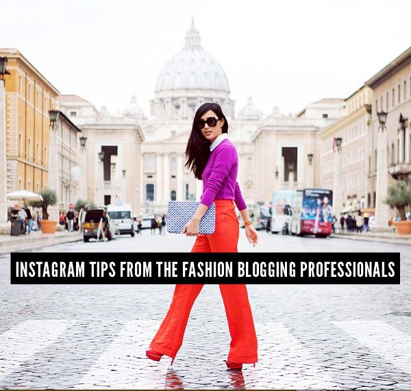Learn the tricks to Instagram from these fashion blogging pros!