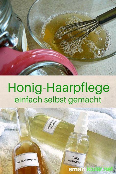 Honigwasser Herstellen