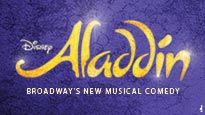 Discount Aladdin Tickets for Military & Government | GovX