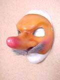 Capitano Cocodrillo - commedia mask by Newman