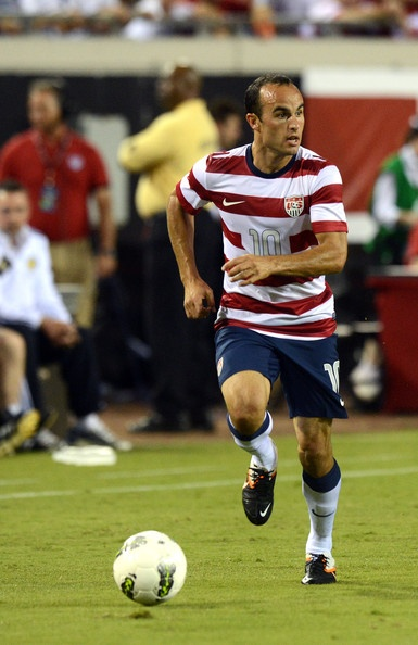 US vs Scotland, Landon Donovan