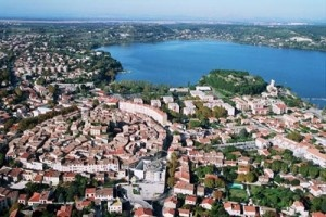 Istres, south of france
