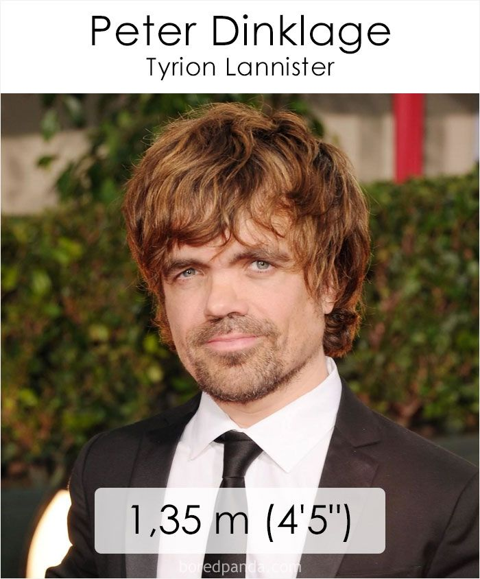 'Game Of Thrones' Characters Ordered From Smallest To Tallest May Surprise You - http://viralbubble.com/game-of-thrones-characters-ordered-from-smallest-to-tallest-may-surprise-you/