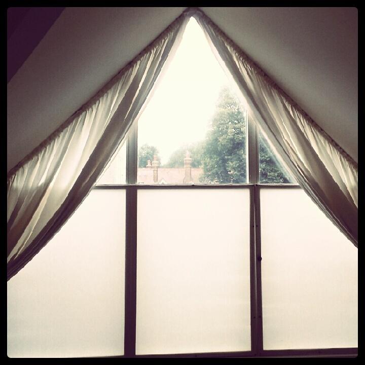 New Park Studio - Love this Window