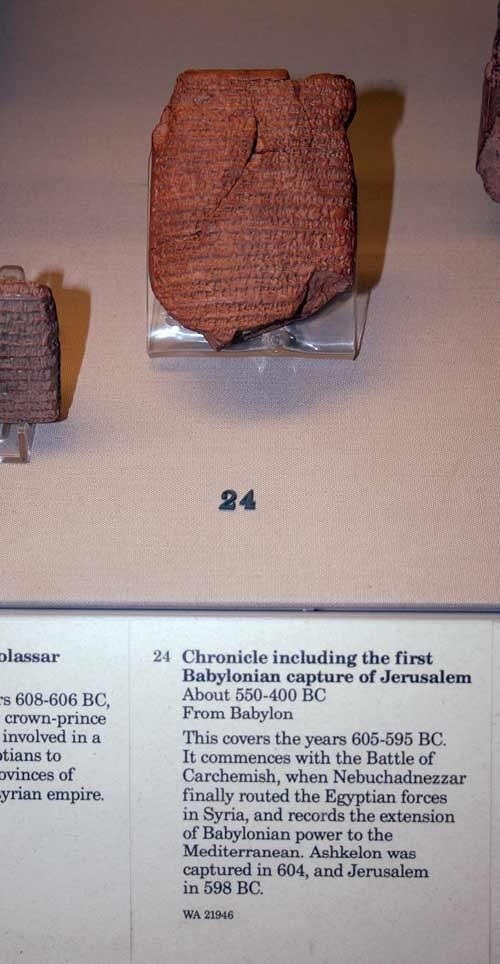 Image detail for -British Museum Exhibits - (1), WatchTower Society / Bible Research ...