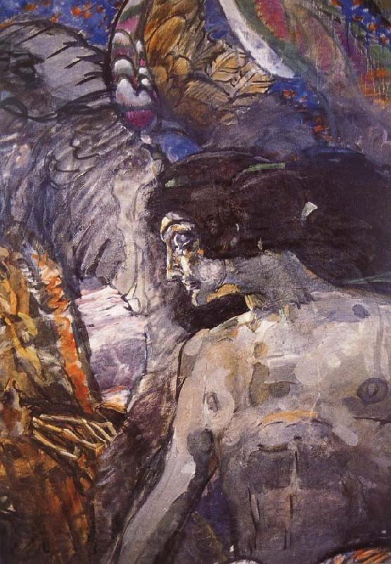 Foreknow 1898 Mikhail Vrubel
