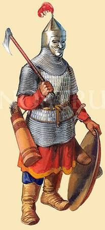 Guerrero magiar