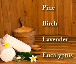Best essential oils for sauna