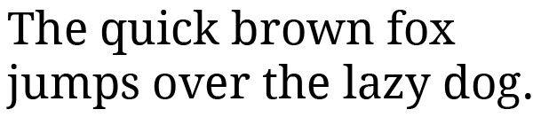 Droid Serif Font. 5 Free Trending Fonts for 2014 #fonts #freebie #freefonts