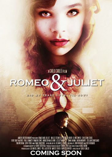 ROMEO AND JULIET New Trailer 2013