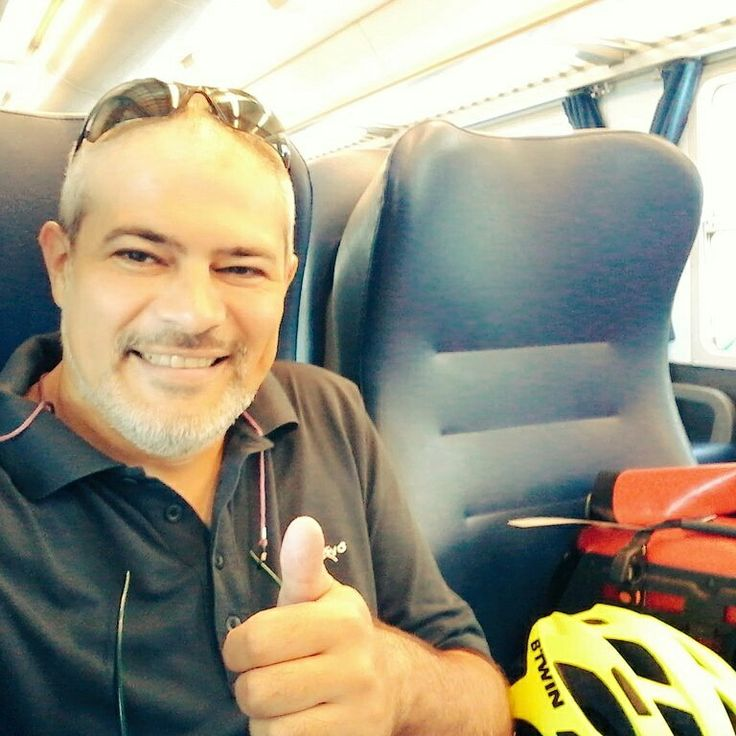 Verso la Bike Night Ferrara :-) #manageronbicycle