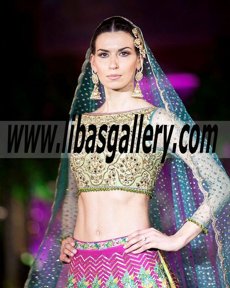 Check out our latest collection of #beautiful #lehenga #choli We have special offers and discounts! Visit the website to find out and shop to your heart's Wedding Dresses.INDIA PAKISTAN LONDON FASHION  www.libasgallery.com #london #marjaan #ipl #iplfashionshow #specialoccasions #occasional #bridal #weddingdress #valima #pakistanibrides #receptiondresses #designerbridal #reception #BridalDresses #BridalWear #BridalCollection #GlamorousBridal #HighFashion #Pakistan #nomiansari