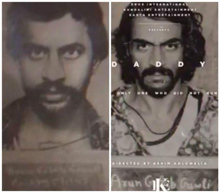 Revealed: Arjun Rampal looks like Arun Gawli's doppelganger in the first look of Daddy!
