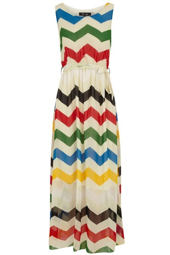 High 50: luxe-looking finds with majorly cheap price tags.: Zig Zag, Fashion, Chevron Dresses, Style, Dorothy Perkins, Zigzag Maxi, Cheap Maxi Dresses, Beige Zigzag, Chevron Maxi Dresses
