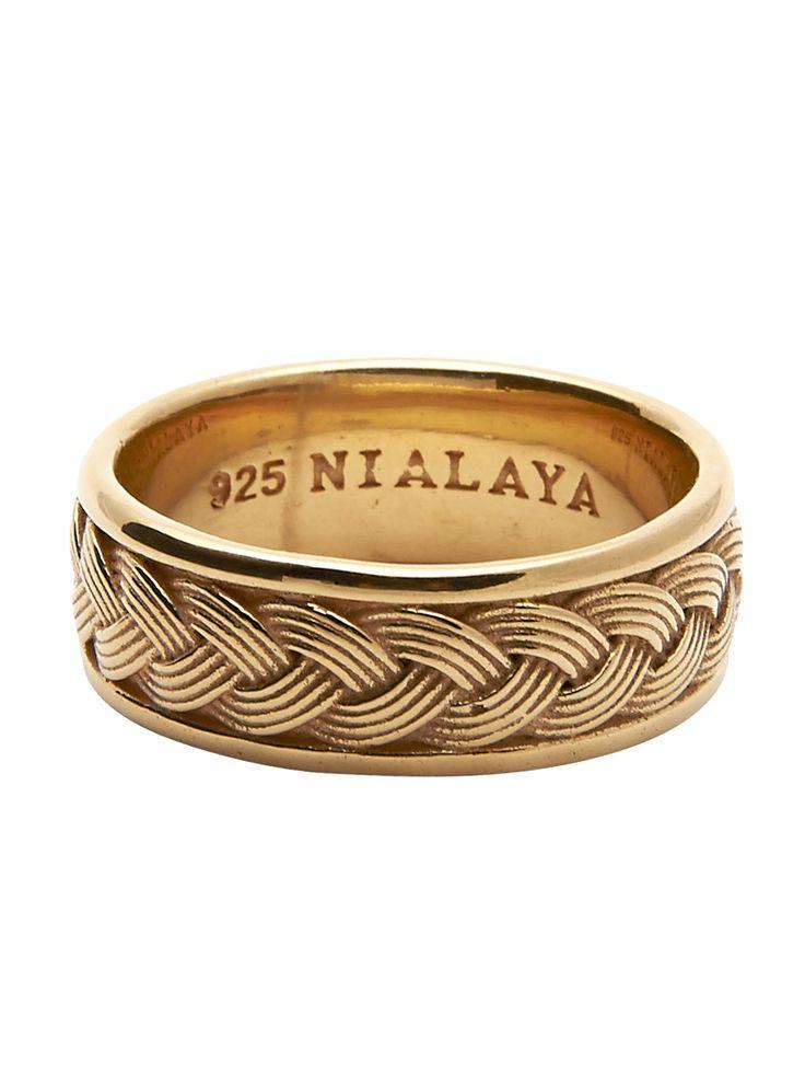 Men's Ring | Nialaya Jewelry