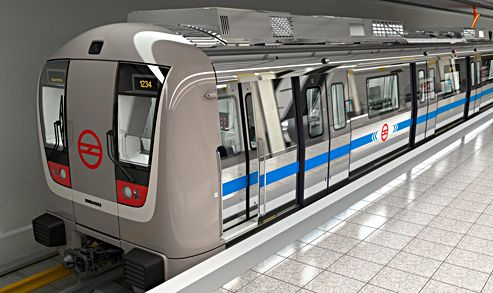 Delhi Metro Travelers Helpless As Snag Cripples Blue Line Again....  Thousands of Delhi Metro travelers had a harrowing experience on Monday, as services on the busy Blue Line — which connects Dwarka with Noida and Vaishali — were hit due to a snag in its track circuit......  http://www.newstotal.in/delhi-metro-travelers-helpless-snag-cripples-blue-line/