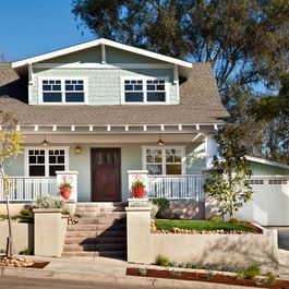 Craftsman Rebuild Traditional Exterior San Diego Pacific Management Llc