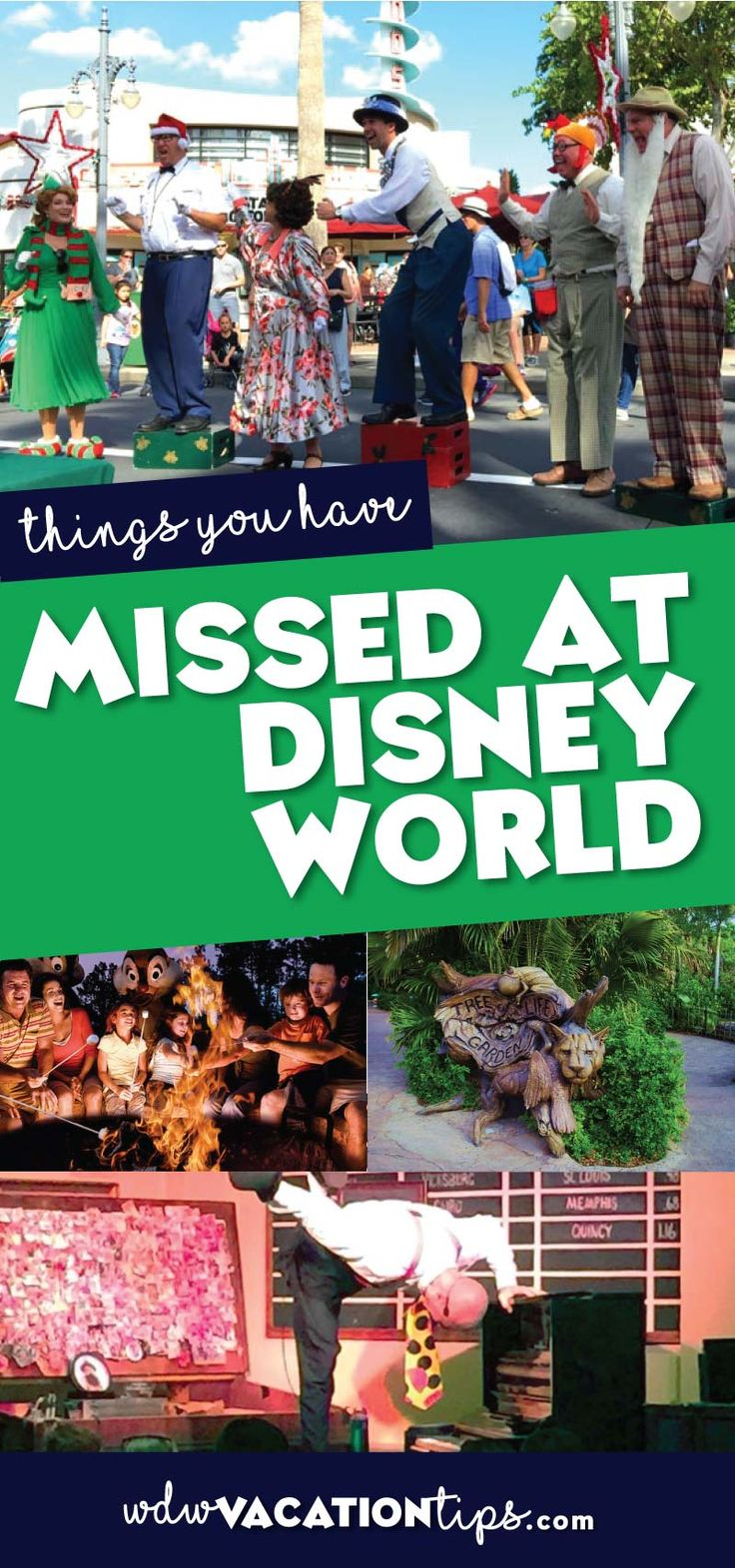 There is so much to do at Disney we found somecommonly overlooked or unknown experiences that people should do at Disney. So here are ten interesting things you probably have missed at Disney World!