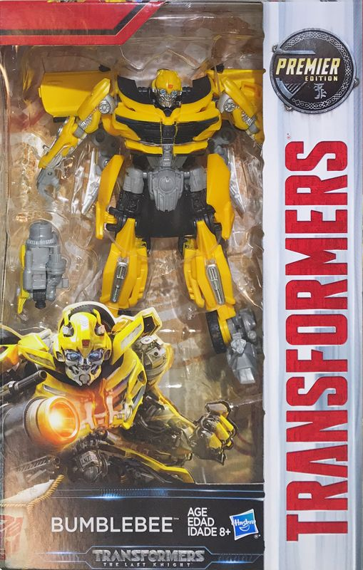 Transformers 5 bumblebee toy