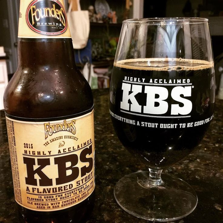 Looking forward to the North Carolina release of @foundersbrewing KBS!  Tough to say as I usually consider the KBS release the end of Stout season but I hear 2017 is an excellent vintage!. . . . #stout #stoutbeer #beers #craftbeergeek #barrelaged #craftbeer #craftbeer #instabeer #beerstagram #beertography #beerpics #photooftheday #picoftheday #pic #beerphotography #kbs #michigan #grandrapids #stoutseason #craftbeerlife #craftbeerpics #craftbeernotcrapbeer #saturdaynight #weekends #drinks…