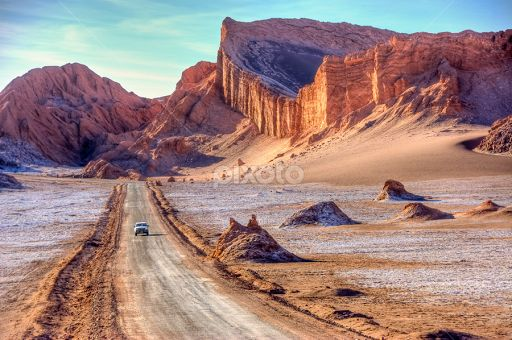 valley of the moon chile - Google Search